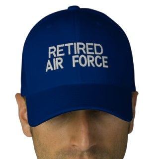 Retired Air Force Hats and Retired Air Force Trucker Hat Designs