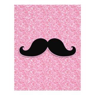 girly mustache background - photo #8