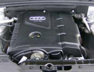 2007 Audi A4 8K 1,8 TFSI CAB CABB Benzin Turbo Motor Engine 160 PS