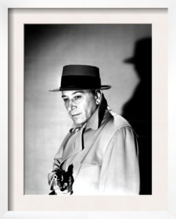 A Bullet for Joey, George Raft, 1955 Pre made Frame