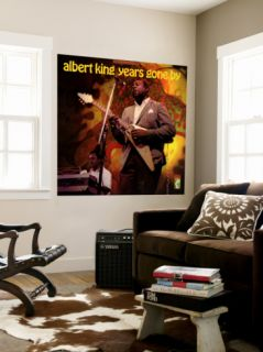 Albert King   Years Gone By Wall Mural