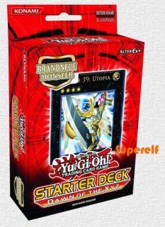 Yu Gi Oh!   ZEXAL   Starter Deck 2011 deutsch