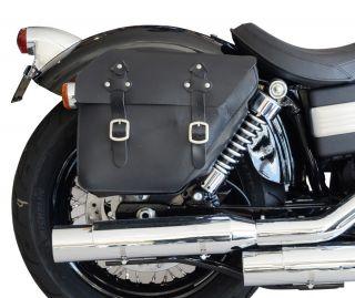 Satteltasche Street Bob Dyna (1996 2012) Harley Davidson