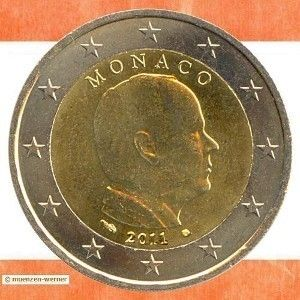 Euro Gedenkmünze Monaco 2007 St Grace Kelly Gracia Patricia