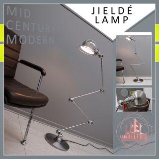 LOFT MID CENTURY MODERN FLOOR LAMP STEHLAMPE LAMPE JIELDÉ POST ART
