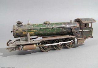 Lot 29487  Märklin Spirituslokomotive H 4020
