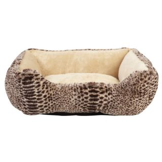 Boutique Cat Whisker City™ Animal Print Pet Bed