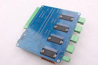 Axis Nema23 3.0A Stepper Motor USB Driver Board, TB6560 USB CNC DIY