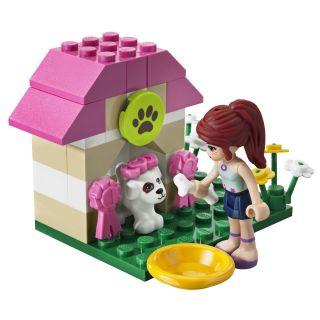 LEGO Friends 3934 Mias Puppy House NEW IN BOX