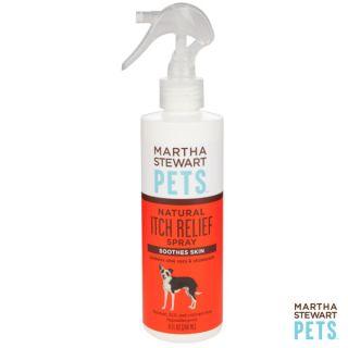 Martha Stewart Pets™ Itch Relief Spray   Martha Stewart Pets   Dog