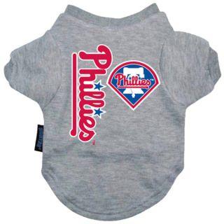 Philadelphia Phillies Pet T Shirt   Clothing & Accessories   Dog