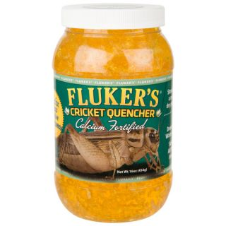 Fluker's Farms Calcium Fortified Cricket Quencher   Food   Reptile