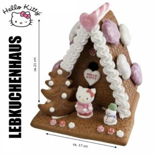 Das Original Hello Kitty Lebkuchenhaus
