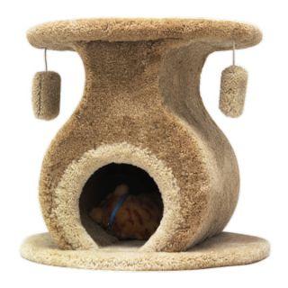 """Majestic Pet 21"""" Kitty Cat Hacienda   Furniture & Towers   Furniture & Scratchers"""