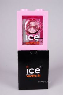 ICE WATCH Classic Solid   Pink   Big   PC CS.PK.B.P.10 Becubic Pink