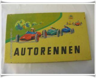 altes Auto  Spiel   von Spika Karl Marx Stadt (5068)
