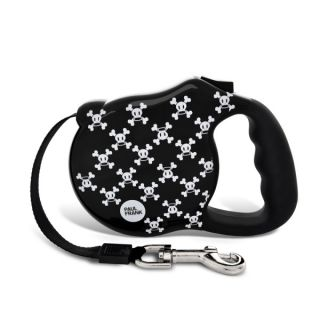 26 Bars & a Band Paul Frank   Signature Skurvy Retractable Dog Leash   Leashes   Collars, Harnesses & Leashes