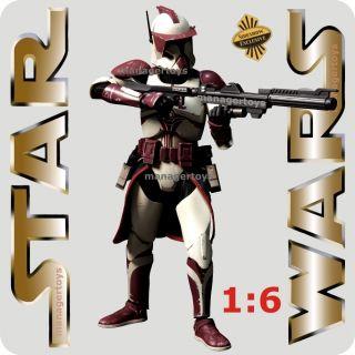 Star Wars COMMANDER FOX Figur 30 cm Comic Con 2012 Exlusive