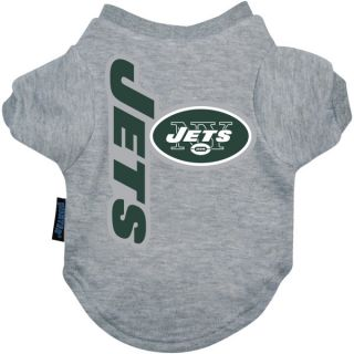 New York Jets Pet T Shirt   Clothing & Accessories   Dog