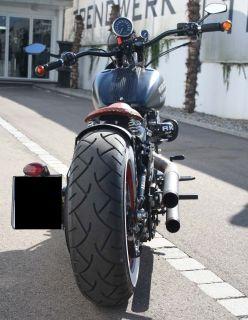 Harley Davidson Softail Bobber