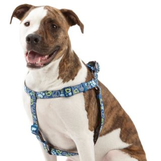 Top Paw� Peace Signs & Bones Adjustable Dog Harness   Harnesses   Collars, Harnesses & Leashes