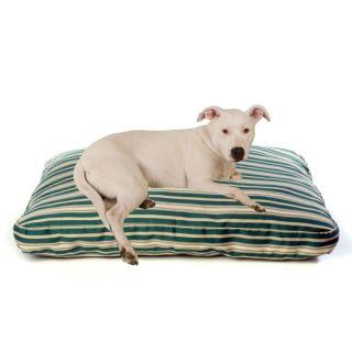 Carolina Pet Indoor Outdoor Pet Bed   Green Stripe