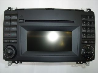 Mercedes Benz Auto Radio Audio 20 CD A1698705894 NTG 2 5 A B Klasse
