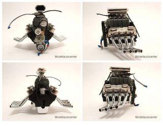 Altered Engine Dragster Motor, Motormodell 1:18 / GMP   Acme