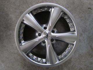 AEZ Olymp 17 Zoll Alufelgen Audi A3 A4 Seat Leon Skoda VW Golf