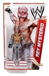 Rey Mysterio Figur   WWE Basis Serie 17   Wrestling