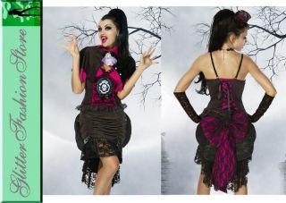 23 Mod. Kostüm für Halloween Hexe Vampir Teufel Bat Cat Catwoman