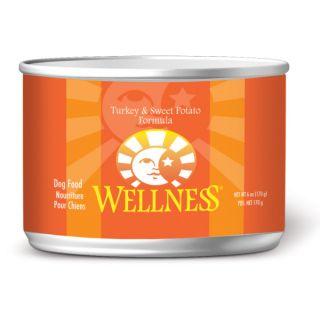 Wellness Turkey & Sweet Potato Canned Dog Food   Sale   Dog