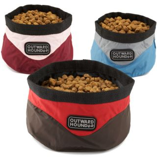 Travel Bowls   Four legged Hikers and Campers