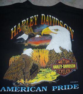 HARLEY DAVIDSON T Shirt *American Pride* 3XL / XXXL