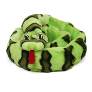 Plush Puppies Ginormous Invincible Snake Dog Toy   Toys   Dog