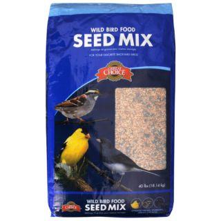Grreat Choice� Wild Bird Food Seed Mix   Wild Bird   Bird