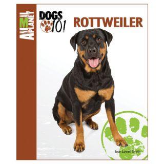 Animal Planet Dogs 101 Rottweiler   Books   Books  & Videos