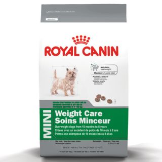 Royal Canin� Canine Health Nutrition™ MINI Weight Care ™ Dog Food   Food   Dog