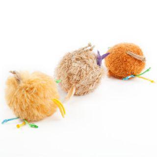 ToyShoppe&#0174 Large Plush Ball Cat Toy    Balls   Toys