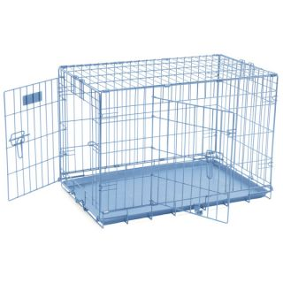 Precision Pet ProValu 2 Door Wire Dog Crate   Dog   Boutique