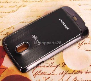 Aluminum Chrom Metall Hard Case Tasche für Samsung Google Nexus GT