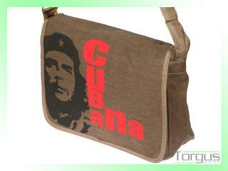 Tasche Stofftasche Cubana Messenger Che Guevara Bag Laptoptasche