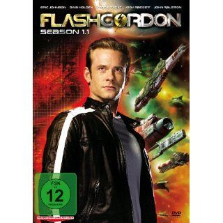 Flash Gordon   Season 1.1 [3 DVDs]: Eric Johnson, Gina