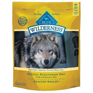 BLUE Wilderness Grain Free  Healthy Weight Dog Food   Food   Dog
