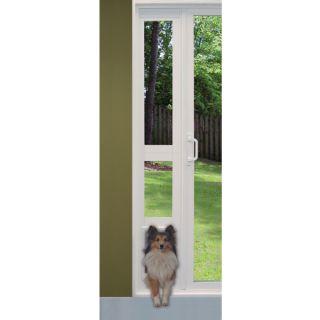 Perfect Pet Modular Vinyl Pet Patio Door   Patio & Door Entry   Doors