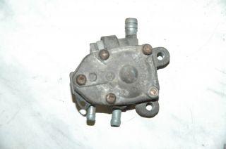 Yamaha Axis MBK Forte Benzinpumpe Kraftstoffpumpe Pumpe petrol pump