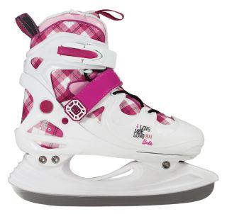 Winter Love Schlittschuhe Gr. 33 37 Powerslide Ice Skates NEU