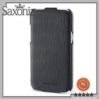 Case Flip Cover Tasche Handytasche Leder Bumper für Samsung N7100