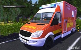 Rettungswagen Simulator 2012 Games