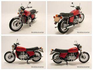 Honda Gold Wing 1975 rot metallic, Modellmotorrad 112 / Minichamps